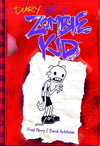 Diary of a Zombie Kid GN: Fred Perry