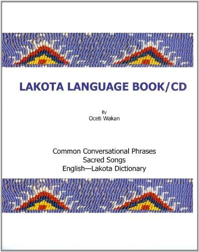 Lakota Language Book/CD: Oceti Wakan