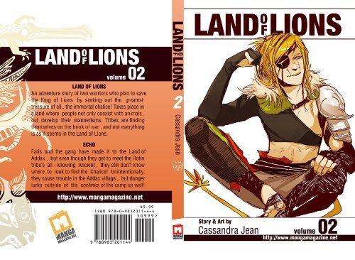 9780983201144: Echo (Land of Lions, Volume 2)