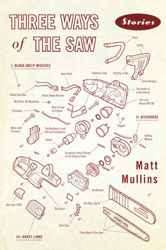 9780983208068: Three Ways of the Saw: Stories