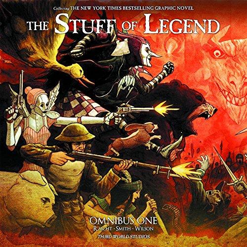 The Stuff of Legend: Omnibus One: Brian Smith; Mike Raicht