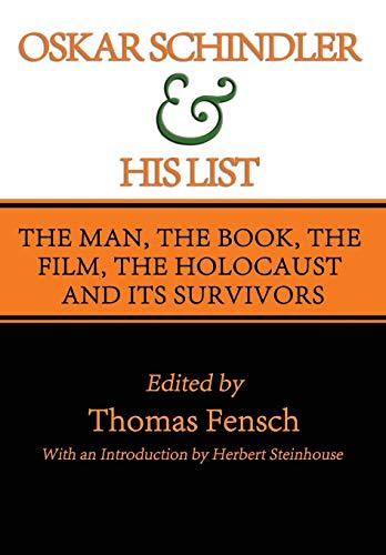 9780983229681: Oskar Schindler and His List