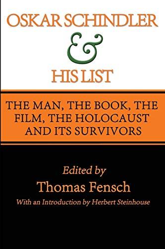 9780983229698: Oskar Schindler and His List