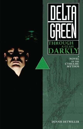 9780983231356: Delta Green: Through a Glass, Darkly