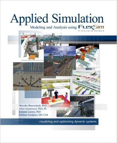 9780983231929: Applied Simulation Flexsim with Software