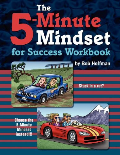 9780983241225: The 5-Minute Mindset for Success Workbook