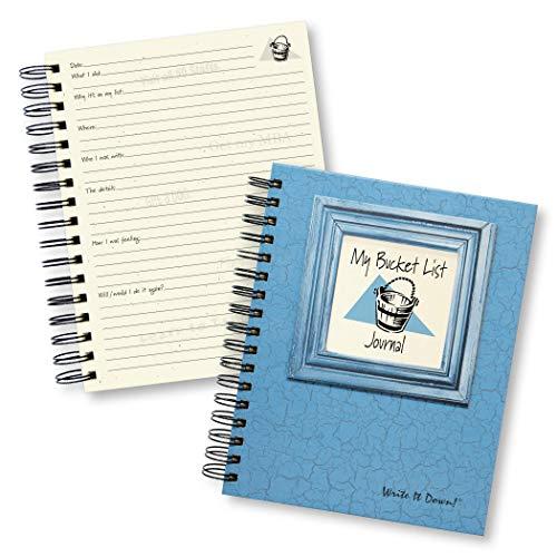 My Bucket List Journal (Color): Morina, Barbara