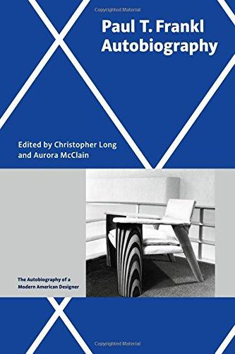 9780983254027: Paul T. Frankl | Autobiography
