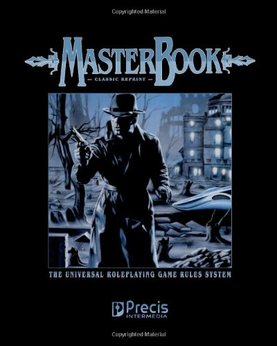 9780983256007: MasterBook (Classic Reprint): Universal Role Playing Game System
