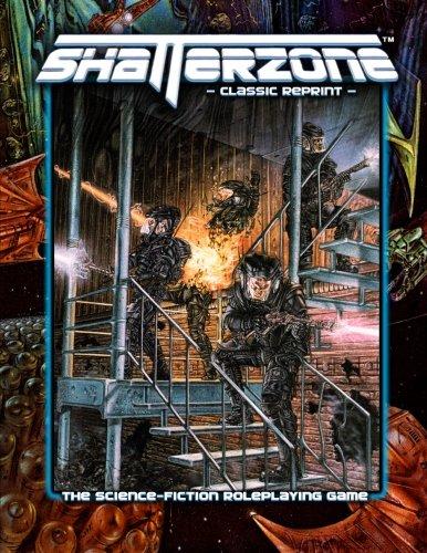 9780983256076: Shatterzone (Classic Reprint)