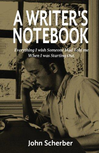 9780983258285: A Writer's Notebook