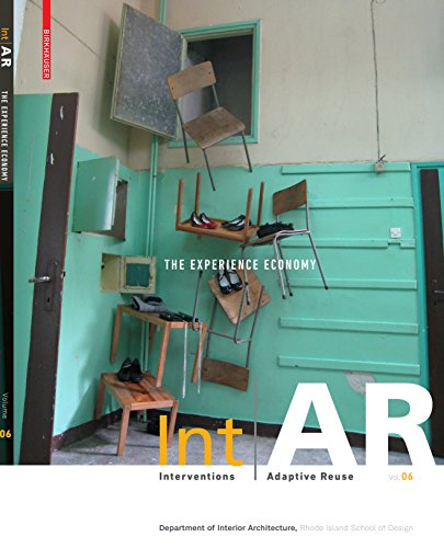 IntAR, Interventions and Adaptive Reuse, Volume 06;: Tiziano Aglieri Rinella/