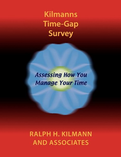 9780983274261: Kilmanns Time-Gap Survey