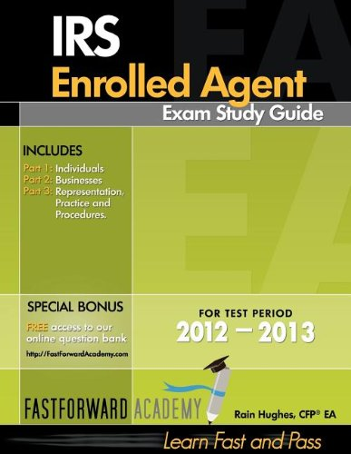 9780983279464: IRS Enrolled Agent Exam Study Guide 2012-2013