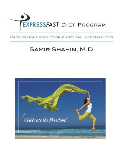 9780983280804: ExpressFast Diet Program: Rapid Weight Reduction & Optimal Lifestyle Tips
