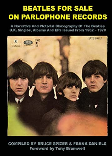 Beatles for Sale on Parlophone Records (Hardcover): Bruce Spizer