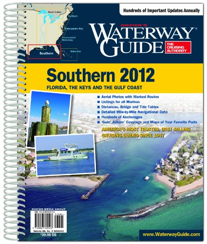 9780983300526: Dozier's Waterway Guide Southern 2012