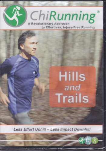 9780983318651: Chi Running: Hills and Trails
