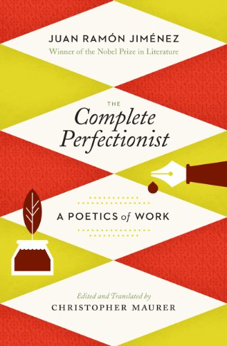 The Complete Perfectionist: Jimenez, Juan Ramon;