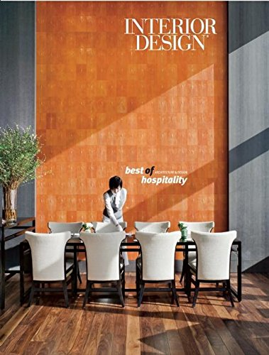 9780983326311: The Best of Hospitality Architecture and Design