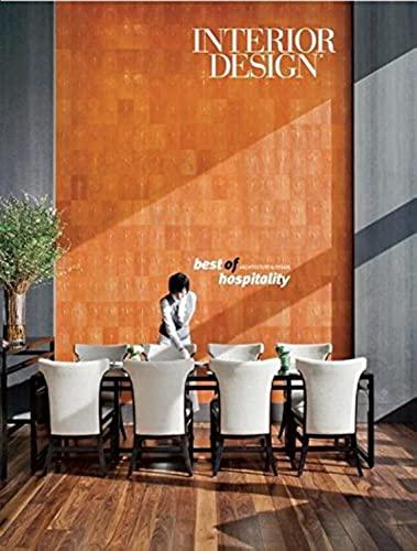 9780983326311: Interior Design Best of Hospitality: Architecture & Design: 1