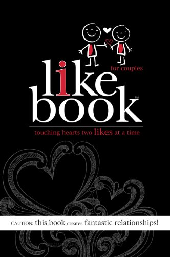 9780983326977 The I LIKE Book For Couples Black Cover