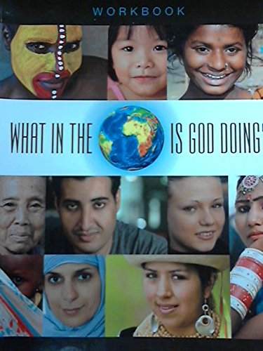 9780983329039: What in the World is God Doing?