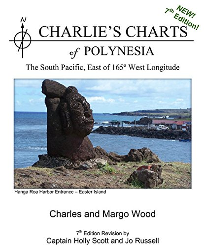 9780983331902: Charlie's Charts: POLYNESIA