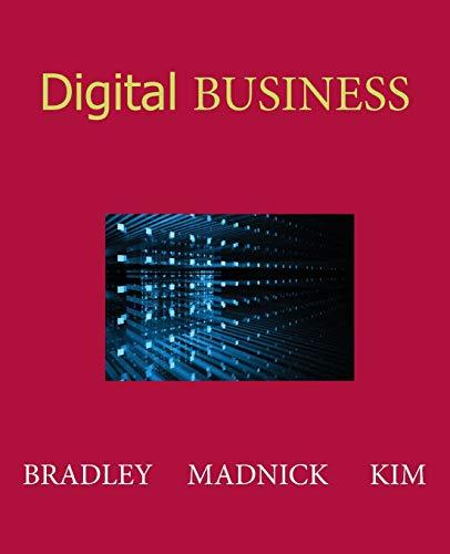 Digital Business (Paperback): Stephen Bradley