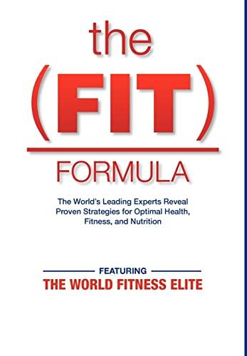 The Fit Formula: Ron H. Jones;