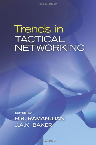 Stock image for Trends in Tactical Networking for sale by Bayside Books