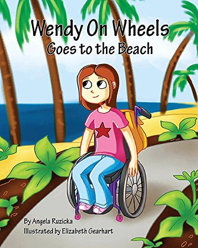 9780983345565: Wendy On Wheels Goes To The Beach