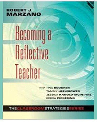 9780983351245: Becoming a Reflective Teacher (Classroom Strategies)