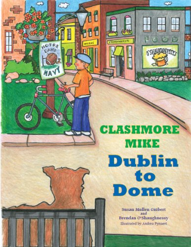9780983358626: Clashmore Mike Dublin to Dome