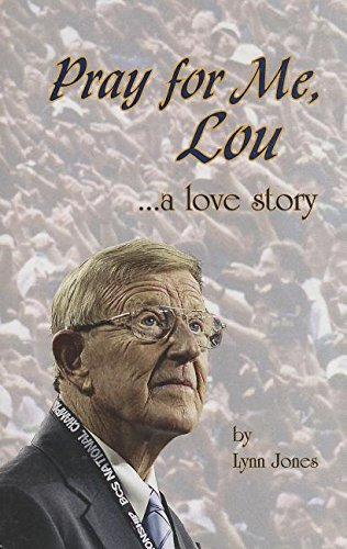 9780983358633: Pray for Me, Lou: A Love Story