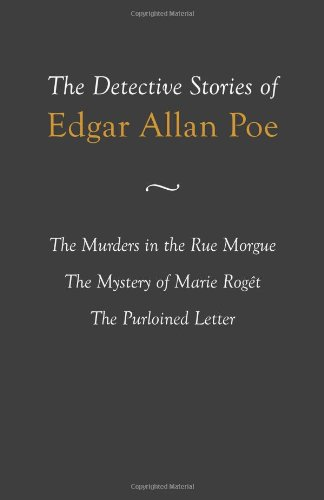 9780983360674: The Detective Stories of Edgar Allan Poe