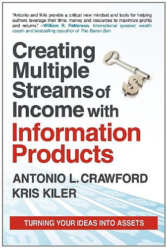9780983365754: Creating Multiple Streams of Income with Information Products: Turning Your Ideas Into Assets