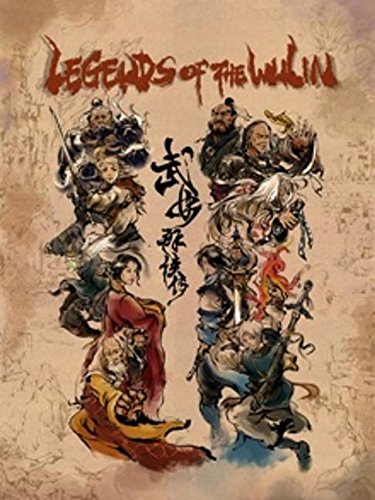 9780983365921: Legends of the Wulin