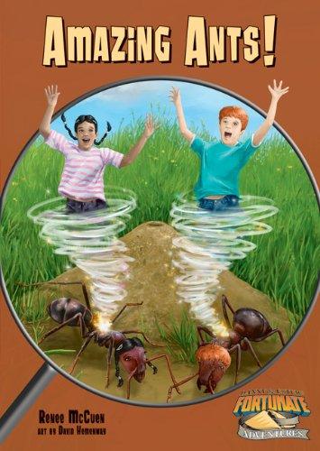 Amazing Ants!: McCuen, Renee & David Hemenway