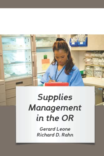 9780983383918: Supplies Management in the OR