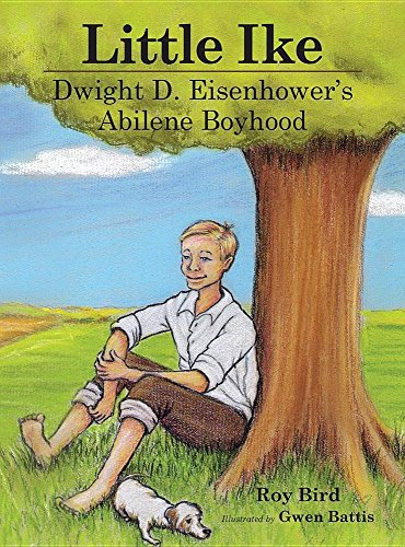 9780983397113: Little Ike: Dwight D. Eisenhower's Abilene Boyhood