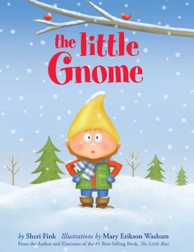 The Little Gnome: Sheri Fink