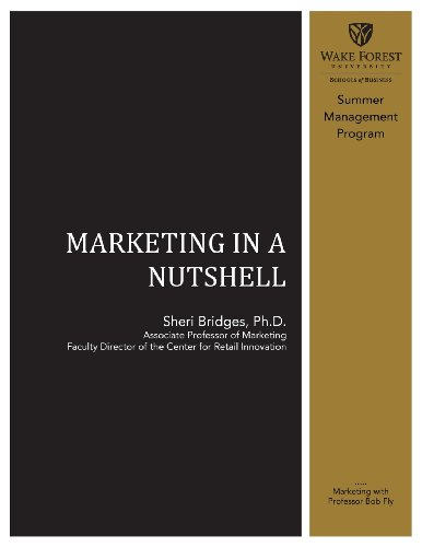 9780983415718: Marketing in a Nutshell