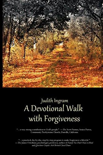 9780983419822: A Devotional Walk with Forgiveness