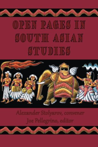 9780983447283: Open Pages in South Asian Studies