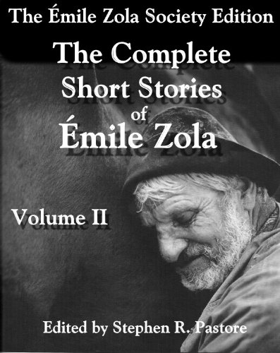 9780983473800: The Complete Short Stories of Emile Zola Volume 2