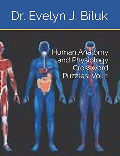 9780983479284: Human Anatomy and Physiology Crossword