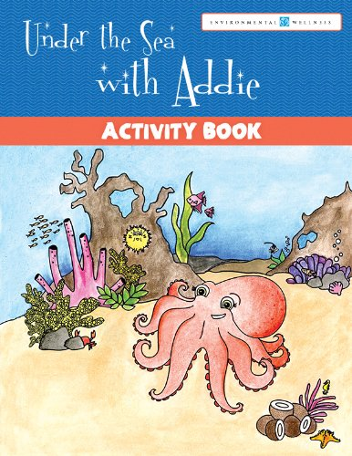 9780983479468: Under the Sea With Addie Activity Book