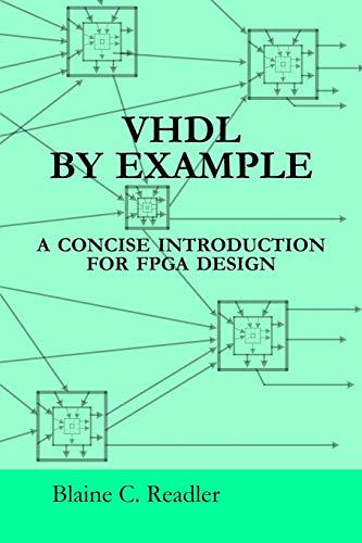 9780983497356: Vhdl By Example [Lingua inglese]