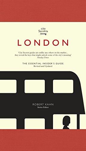 9780983540069: City Secrets: London